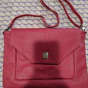Jewell by thirty one cherry red tote